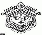 Hindu coloring