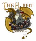 Hobbit clipart