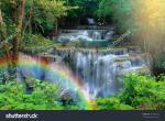 Huai Mae Kamin Waterfall clipart