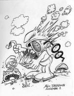 Huey Altepetl coloring