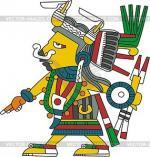 Huitzilopochtli clipart