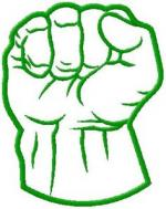 Hulk svg