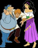Hunchback Of Notre Dame clipart