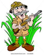 The Hunt clipart