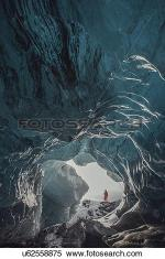 Ice Cave clipart