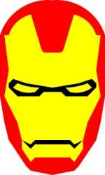 Iron Man svg
