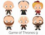 Jaime Lannister clipart
