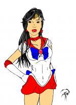 Jessica Alba clipart