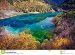 Jiuzhaigou Park clipart