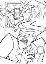 Joker coloring