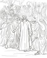 Judas coloring
