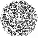 Keleidoscope coloring