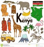 Kenia clipart