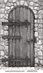 Keyhole Arch clipart
