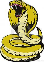 King Cobra clipart