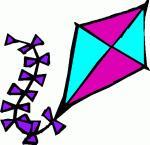 Paper Kite clipart