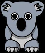 Koala svg