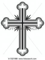 Kreuz clipart