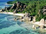 La Digue Island clipart