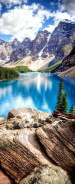 Lake Cavell coloring