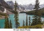 Lake Moriane clipart
