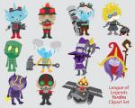 League Of Legends clipart