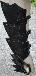 Leather Armor svg
