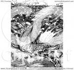 Leviathan clipart