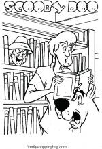 Library coloring