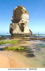 Limestone Stacks clipart