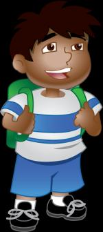 Little Boy clipart