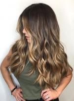 Long Hair coloring