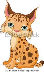 Lynx clipart