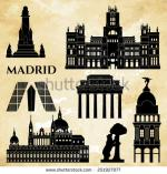 Madrid clipart