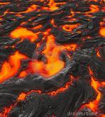 Magma clipart