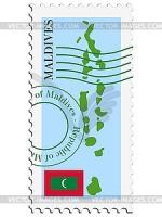 Maldives clipart
