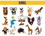 Mammal clipart
