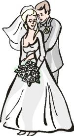 Mariage clipart