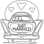 Mariage coloring