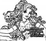 Marina coloring