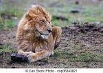 Masai Mara clipart