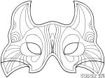 Mask coloring