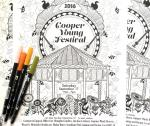 Max Cooper coloring