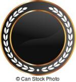 Medallion clipart