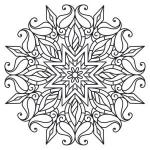 Medallion coloring