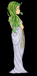 Medusa clipart