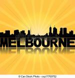 Melbourne clipart