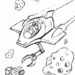Meteor coloring