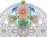 Midday coloring