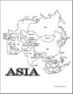 Minor Asia coloring
